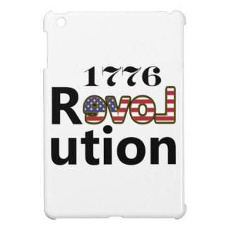 "1776 ""Love USA"" Revolution iPad Mini Covers"