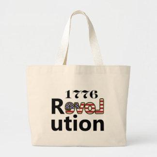 "1776 ""Love USA"" Revolution Large Tote Bag"