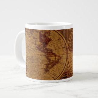 1780 Bowles' Old World Map Jumbo Soup Mug Jumbo Mug