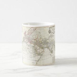 1794 Anville Map of the Ancient World Basic White Mug