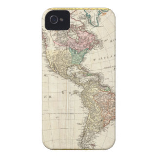 1796 Mannert Map of North and South America Case-Mate iPhone 4 Case
