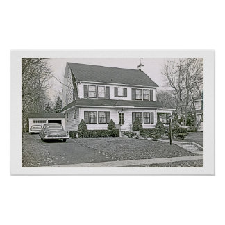 17 Pine Terrace West Ca 1959 Posters