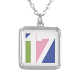 17 SILVER PLATED NECKLACE