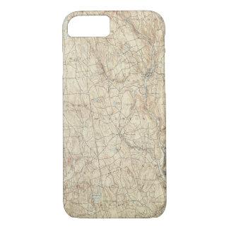 17 Waterbury sheet iPhone 7 Case