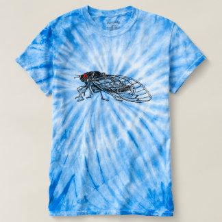 17 Year Cicada Tye Dye Shirt