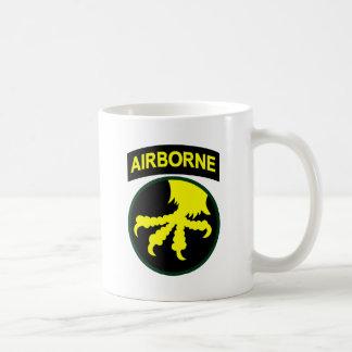 17th Airborne Division Mugs