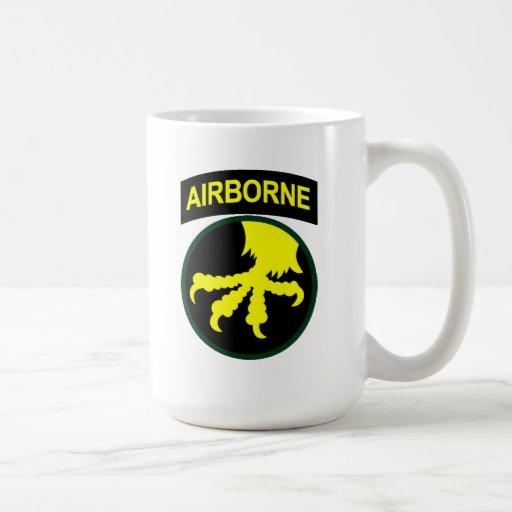 17th Airborne Division Mug