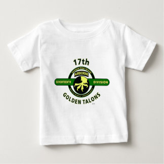 """17TH AIRBORNE DIVISION """"THUNDER FROM HEAVEN"""" TEE SHIRTS"""