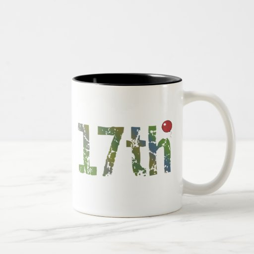 17th Birthday Gifts Mug