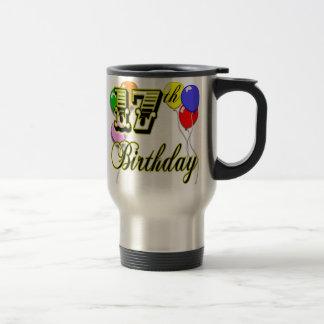 17th Birthday Coffee Mug