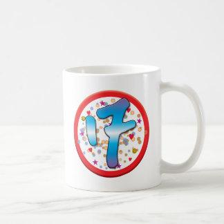 17th Birthday Mugs