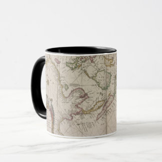 17th Century Antique Map of China, Mug / Cup
