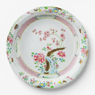 17th Century Chinese Design - Paper Plate