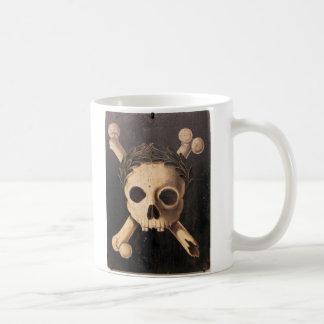 17th Century Skull and Crossbones Basic White Mug