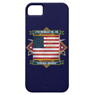 17th Michigan Volunteer Infantry iPhone 5 Covers