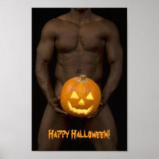 18027 Happy Halloween Poster