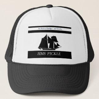 1805 Pickle bw design Trucker Hat