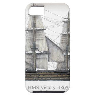 1805 Victory ship Tough iPhone 5 Case