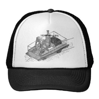 1813 Puffing Billy Cap