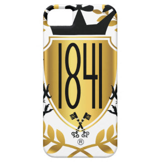 1841 Brand iPhone 5 Cases