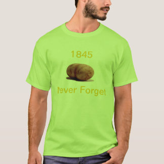 1845 never forget T-Shirt