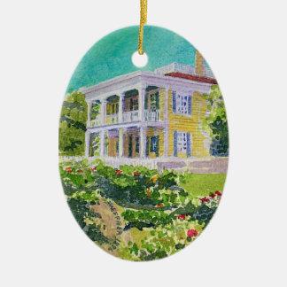 1850 Nichols-Rice-Cherry House Ornament