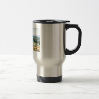 1852 Color Lithograph - View of Washington Coffee Mugs