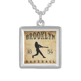 1854 Brooklyn New York Baseball Pendants