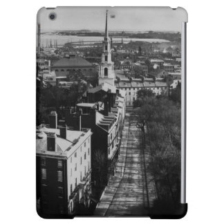 1859:  A view of Boston from the State House iPad Air Case