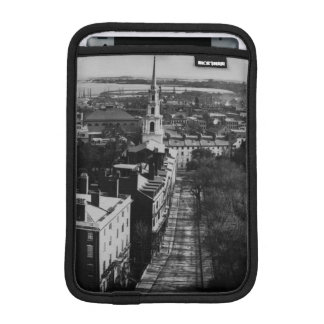 1859:  A view of Boston from the State House iPad Mini Sleeve