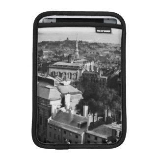 1859:  A view of Boston looking south iPad Mini Sleeve