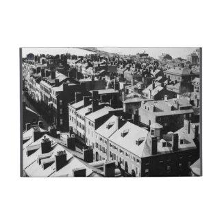1859: The city of Boston, Massachusetts iPad Mini Cover