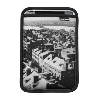 1859: The city of Boston, Massachusetts iPad Mini Sleeve