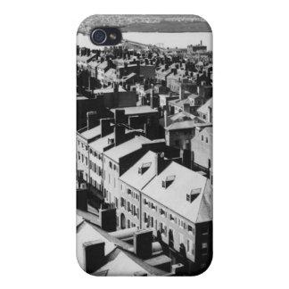 1859: The city of Boston, Massachusetts iPhone 4/4S Case