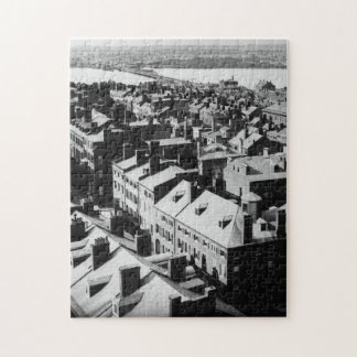 1859: The city of Boston, Massachusetts Jigsaw Puzzle