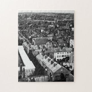 1859:  The city of Boston, Massachusetts Jigsaw Puzzle