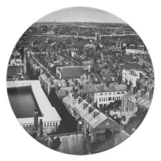 1859:  The city of Boston, Massachusetts Plate