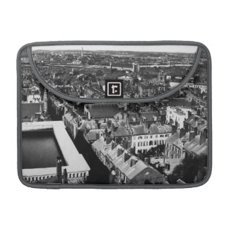 1859:  The city of Boston, Massachusetts Sleeve For MacBook Pro