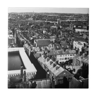 1859:  The city of Boston, Massachusetts Tile