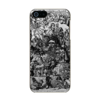 1861: 'What I Saw in the Fire'. Fairies Incipio Feather® Shine iPhone 5 Case