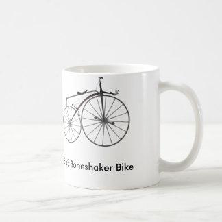 1863 Boneshaker Bike Coffee Mug