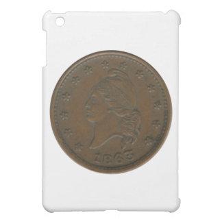 1863 Civil War Token iPad Mini Cases