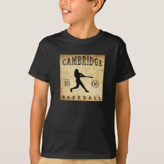 1866 Cambridge Massachusetts Baseball T-Shirt