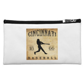 1866 Cincinnati Ohio Baseball Cosmetic Bags