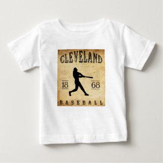 1868 Cleveland Ohio Baseball Baby T-Shirt