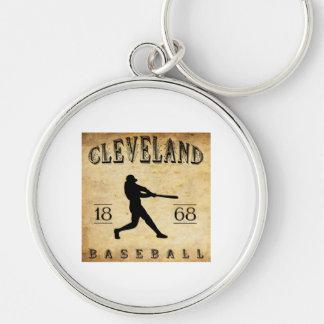 1868 Cleveland Ohio Baseball Keychains