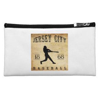 1868 Jersey City New Jersey Baseball Cosmetics Bags