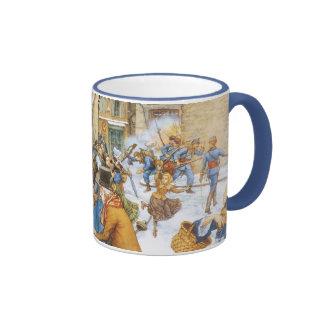 1870 Le siège de Paris Mugs
