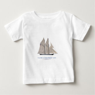 1871 Colombia Baby T-Shirt