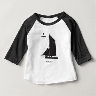 1873 Bawley - tony fernandes Baby T-Shirt